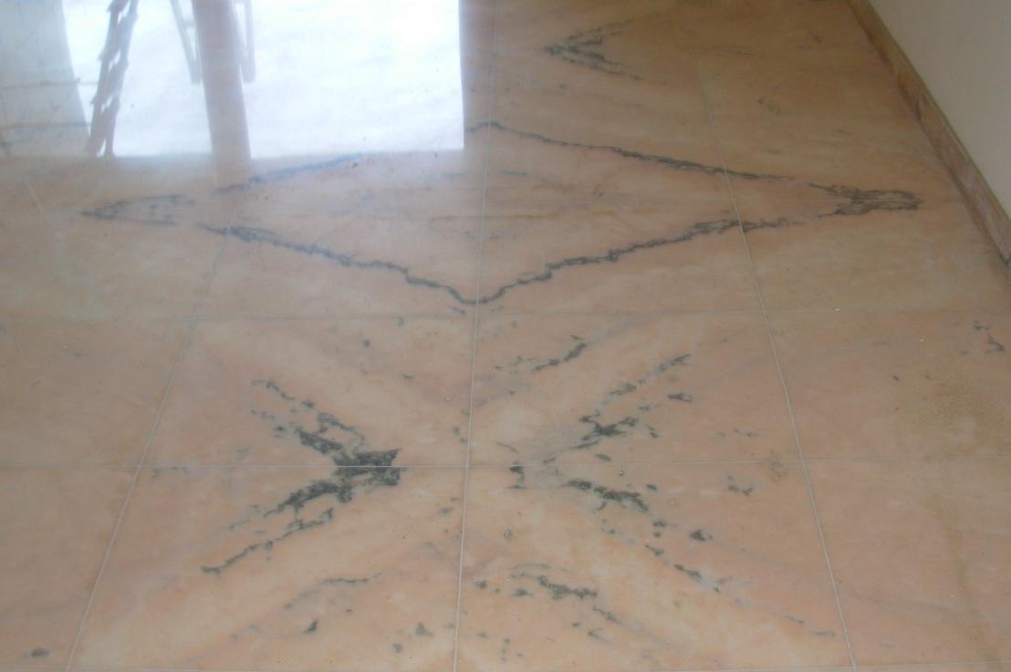 Marmo Rosa Del Portogallo recupero estremo di un pavimento in marmo – nicola la rosa